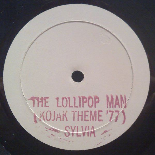Sylvia Robinson - The Lollipop Man (Kojak Theme '77) / Queen Bee (12