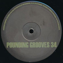 "Load image into Gallery viewer, Pounding Grooves - Pounding Grooves 34 (10"") (VG+) - natural selection vinyl records"