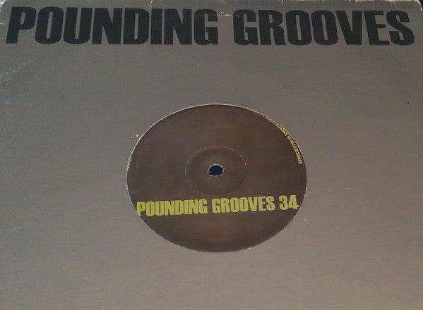 Pounding Grooves - Pounding Grooves 34 (10