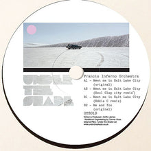 "Load image into Gallery viewer, Francis Inferno Orchestra - Meet Me In Salt Lake City (12"") (VG+) - natural selection vinyl records"