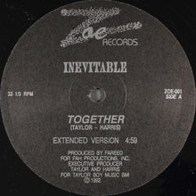 "Load image into Gallery viewer, Inevitable - Together (12"") (VG+) - natural selection vinyl records"