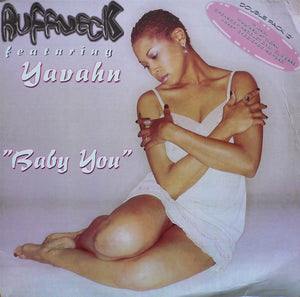 "Ruffneck Featuring Yavahn - Baby You (2x12"") (VG+) - natural selection vinyl records"
