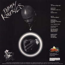 "Load image into Gallery viewer, Bumpy Knuckles - A Part Of My Life / Devious Minds (12"") (VG+) - natural selection vinyl records"