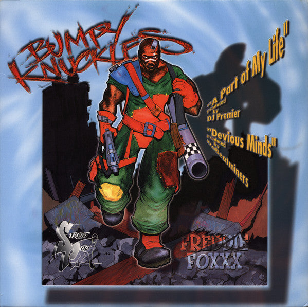 Bumpy Knuckles - A Part Of My Life / Devious Minds (12