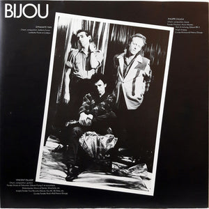 Bijou (2) - Jamais Domptés (LP, Album) (VG) - natural selection vinyl records