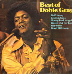Dobie Gray - Best Of Dobie Gray (LP, Comp) (VG) - natural selection vinyl records