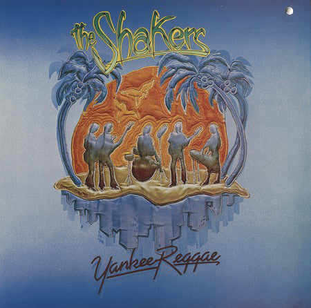 The Shakers (19) - Yankee Reggae (LP, Album) (VG+) - natural selection vinyl records
