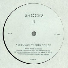 "Load image into Gallery viewer, Shocks - II (12"") (VG) - natural selection vinyl records"