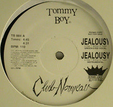 "Load image into Gallery viewer, Club Nouveau - Jealousy (12"", Promo) (NM or M-) - natural selection vinyl records"