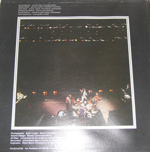 Jethro Tull - Live - Bursting Out (2xLP, Album) (VG) - natural selection vinyl records