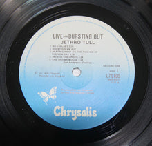 Load image into Gallery viewer, Jethro Tull - Live - Bursting Out (2xLP, Album) (VG) - natural selection vinyl records