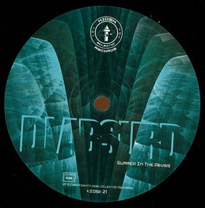 "DJ Absurd - Sahara Pink (12"") (VG+) - natural selection vinyl records"