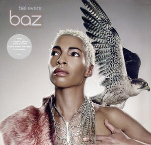 "Baz - Believers (12"", Single) (VG+)"
