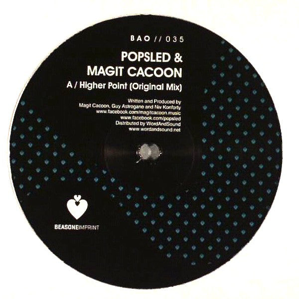 Popsled & Magit Cacoon - Higher Point (12