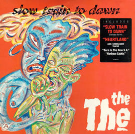 "The The - Slow Train To Dawn (12"") (VG) - natural selection vinyl records"