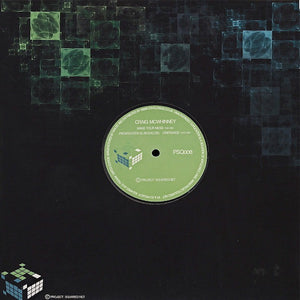 "Craig McWhinney - Make Your Mess (12"") (VG+) - natural selection vinyl records"