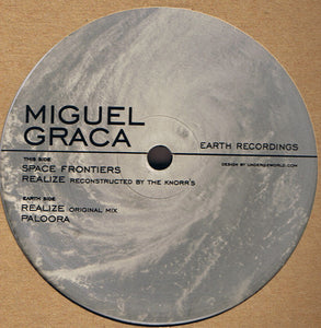 "Miguel Graça - EP (12"", EP) (VG+) - natural selection vinyl records"