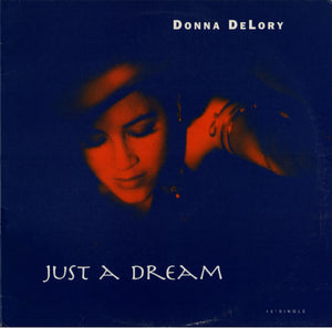 "Donna de Lory - Just A Dream (12"", Single) (NM or M-) - natural selection vinyl records"