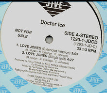 "Load image into Gallery viewer, Doctor Ice - Love Jones (12"", Promo) (M) - natural selection vinyl records"