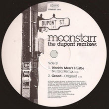 "Load image into Gallery viewer, Moonstarr - The Dupont Remixes (12"") (VG+) - natural selection vinyl records"