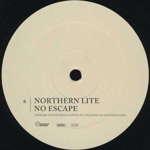 "Northern Lite - No Escape (12"") (VG) - natural selection vinyl records"