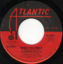 "Load image into Gallery viewer, Roberta Flack - Feel Like Makin' Love / When You Smile (7"", Single, PL ) (G+) - natural selection vinyl records"