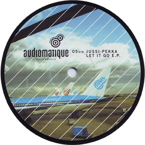 "Jussi-Pekka* - Let It Go E.P. (12"", EP) (VG+) - natural selection vinyl records"