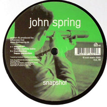 "Load image into Gallery viewer, John Spring - Snapshot (12"") (VG+) - natural selection vinyl records"
