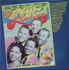 The Platters - Best Of The Platters (LP, Comp) (NM or M-) - natural selection vinyl records