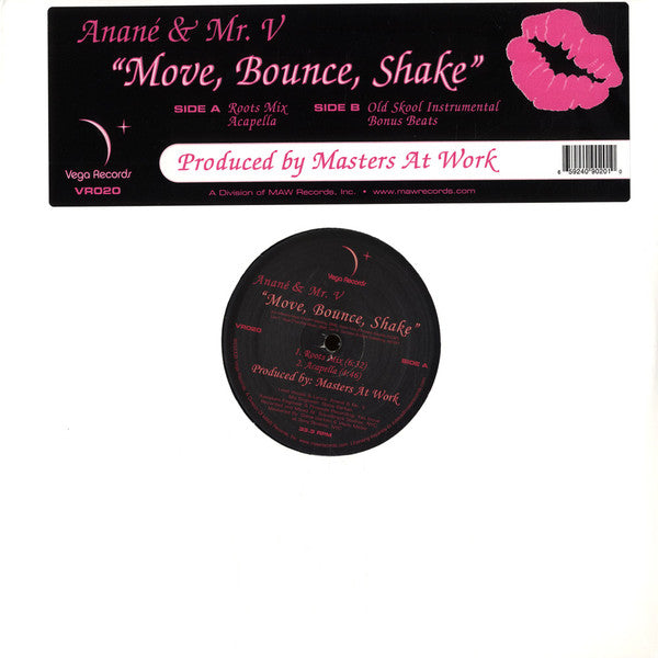 Anané & Mr. V (4) - Move, Bounce, Shake (12