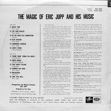 Load image into Gallery viewer, Eric Jupp - The Magic Of Eric Jupp & His Music (LP, Album) (VG) - natural selection vinyl records