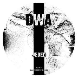 "DWA - DWA (12"") (VG+) - natural selection vinyl records"