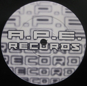 "Precinct 47 - Evidence (Reinvented Mixes) (12"") (VG) - natural selection vinyl records"