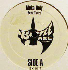 "Moka Only - Been There (12"") (NM or M-) - natural selection vinyl records"
