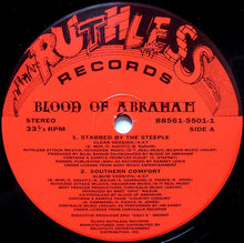 "Load image into Gallery viewer, Blood Of Abraham (2) - Stabbed By The Steeple (12"", Single) (VG) - natural selection vinyl records"