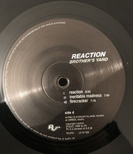 Load image into Gallery viewer, Brother's Yard - Reaction (2xLP, Album, Gat) (VG+) - natural selection vinyl records