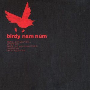 Birdy Nam Nam - Body, Mind, Spirit... EP (12