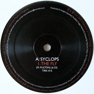 "Syclops - The Fly (12"") (NM or M-) - natural selection vinyl records"