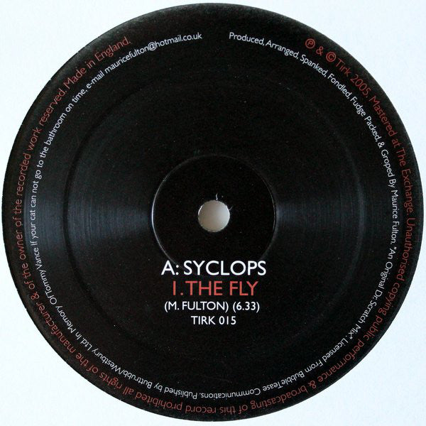 Syclops - The Fly (12
