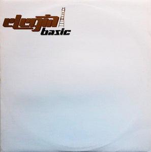 "Elegia - Basic (12"", Single) (VG+) - natural selection vinyl records"