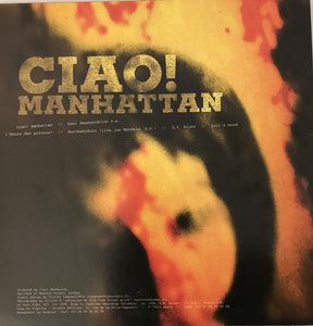 "Ciao! Manhattan - Beat Degeneration E.p. (12"") (NM or M-) - natural selection vinyl records"