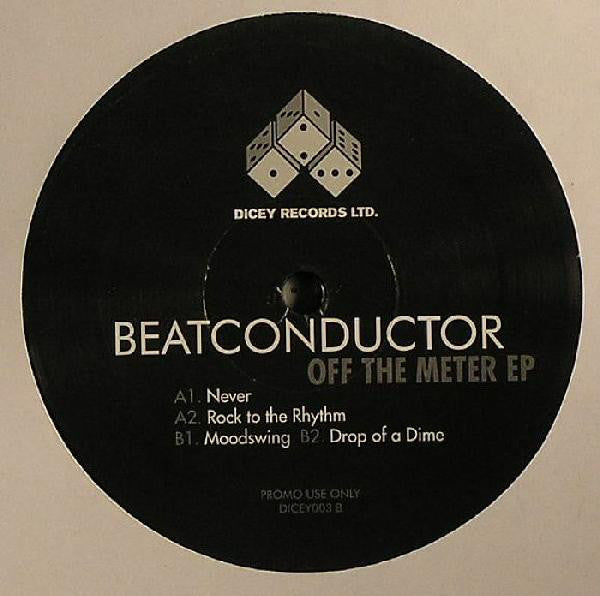 Beatconductor - Off The Meter EP (12