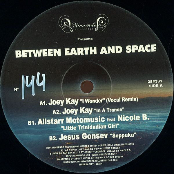 Various - Between Earth & Space (12