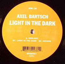 "Load image into Gallery viewer, Axel Bartsch - Light In The Dark (12"") (VG+) - natural selection vinyl records"