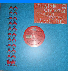 "Freestyle Orchestra - I Don't Understand This / Twi-Lite (12"") (VG) - natural selection vinyl records"