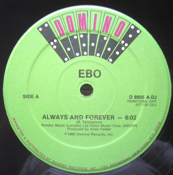 Ebo (2) - Always And Forever (12
