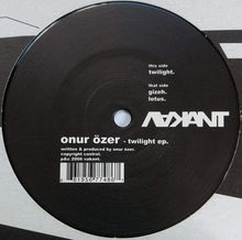"Load image into Gallery viewer, Onur Özer - Twilight EP (12"", EP) (G+) - natural selection vinyl records"