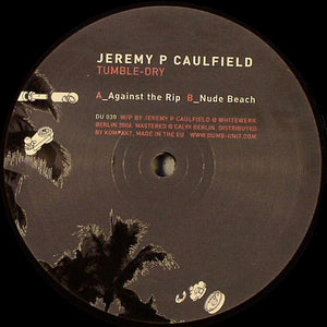 "Jeremy P. Caulfield - Tumble-Dry (12"") (VG) - natural selection vinyl records"