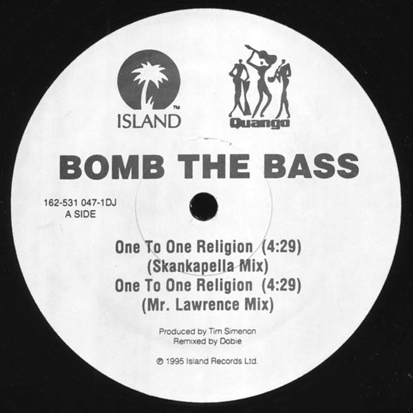 Bomb The Bass - One To One Religion (12