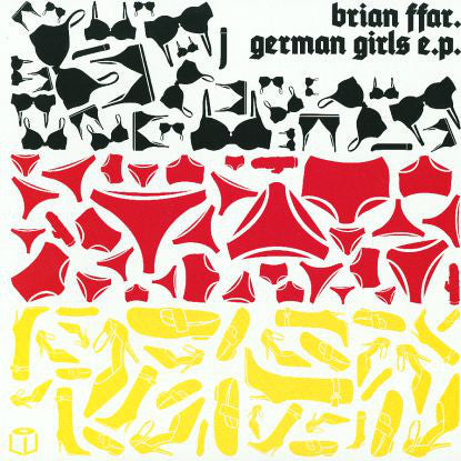 Brian Ffar - German Girls E.P. (12